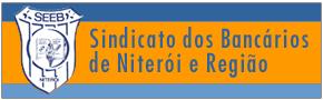 Site do Sindicato dos Bancários de Niterói e Região