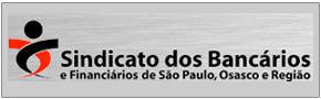 Site do Sindicato dos Bancários de São Paulo